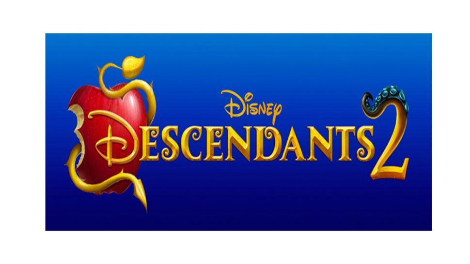 Descendants 2\': Teaser & New Logo Unveiled For Disney.