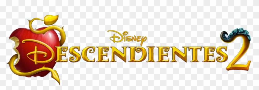 Disney Descendants 2 Logo Png, Transparent Png.