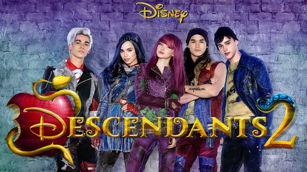 Descendants 2' Will Put A Spell On You.