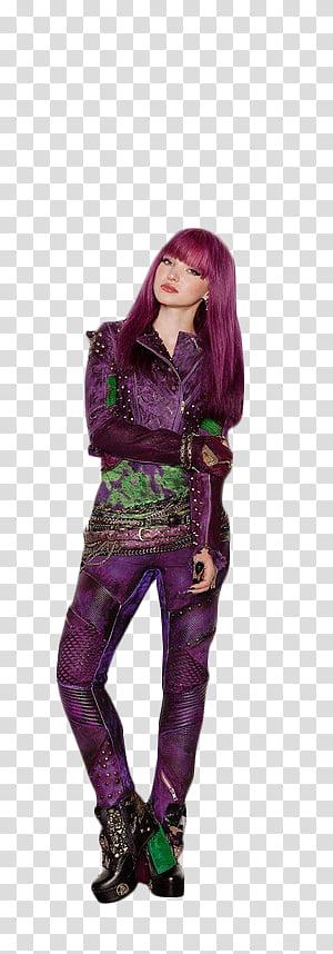 Descendants , Disney Descendants character transparent background.