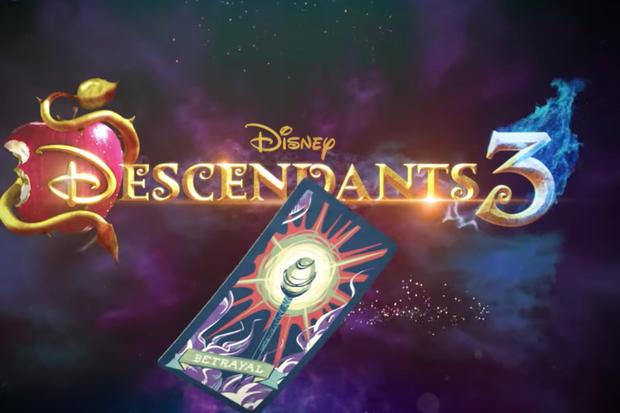 Descendants 3.
