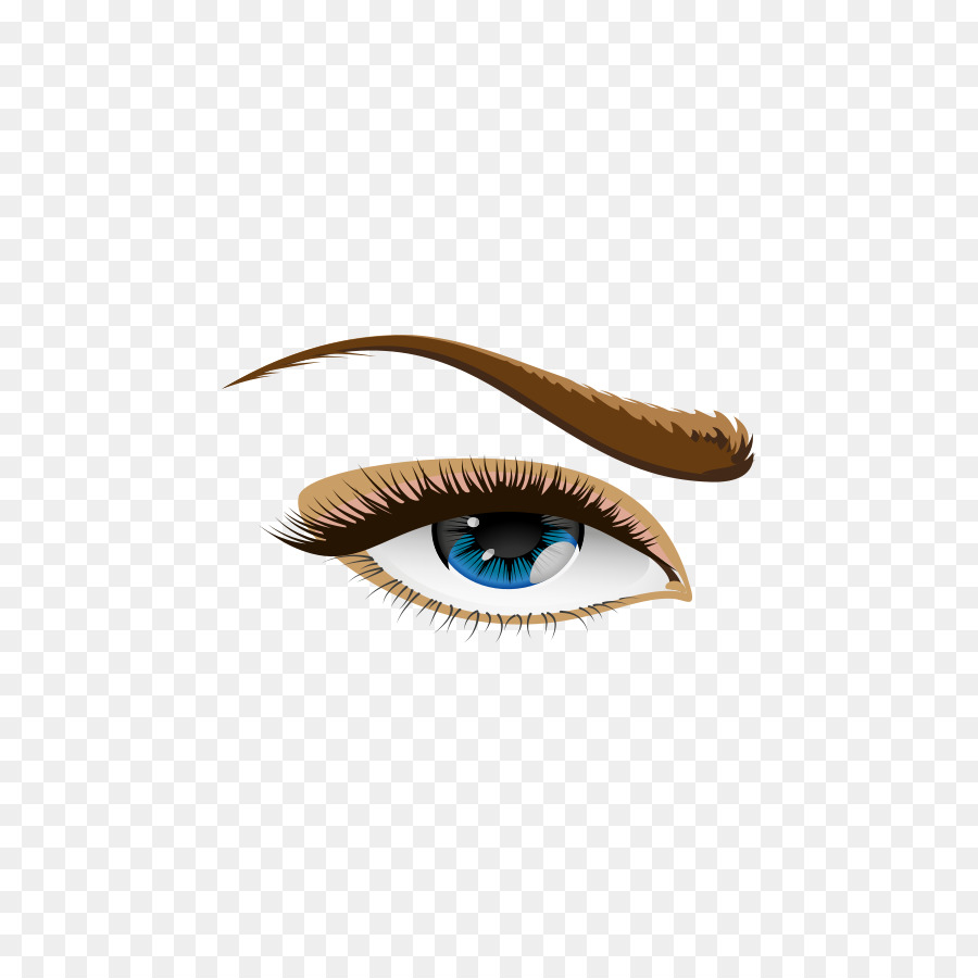 Eye Cartoon clipart.
