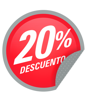 20 Descuento Png 5 Vector, Clipart, PSD.