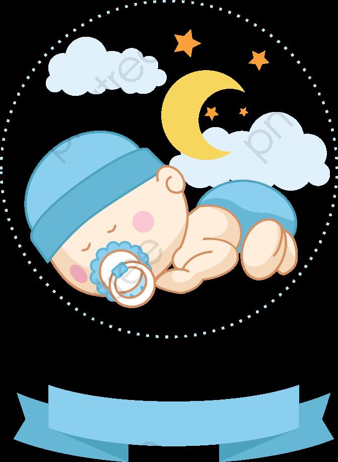 HD Baby Png Sleeping.