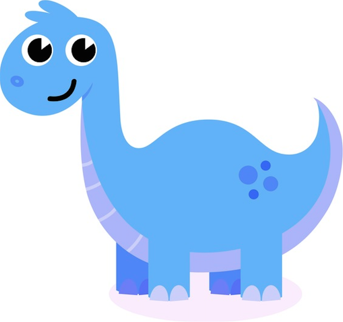 Dinossauro Desenho Png Vector, Clipart, PSD.