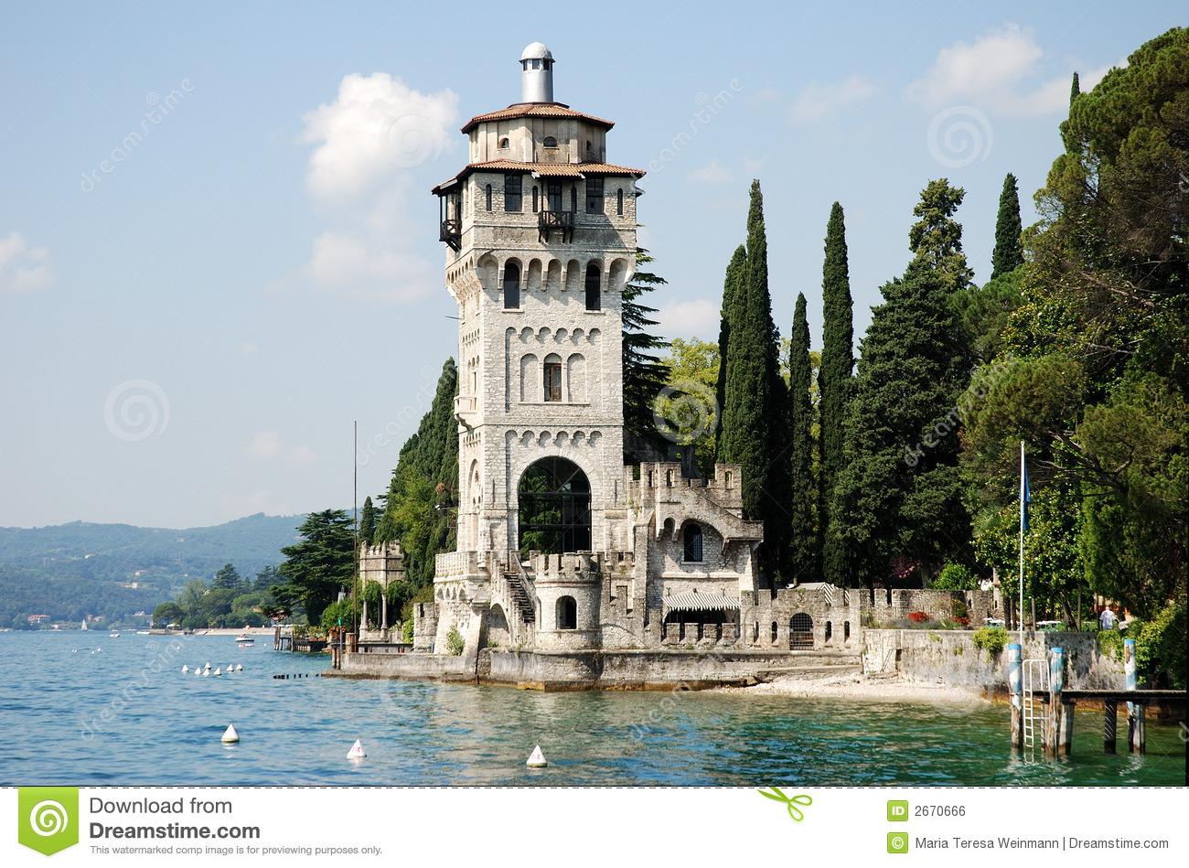 Lake Garda (Italy).