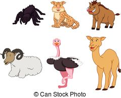 Desert animal Illustrations and Clipart. 5,636 Desert animal.