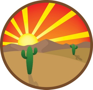 Desert Biome Outline Clipart Clipground