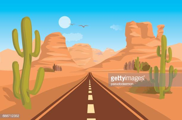 30 Desert Road Stock Illustrations, Clip art, Cartoons & Icons.