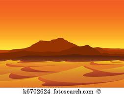 Desert Clip Art Illustrations. 16,035 desert clipart EPS vector.