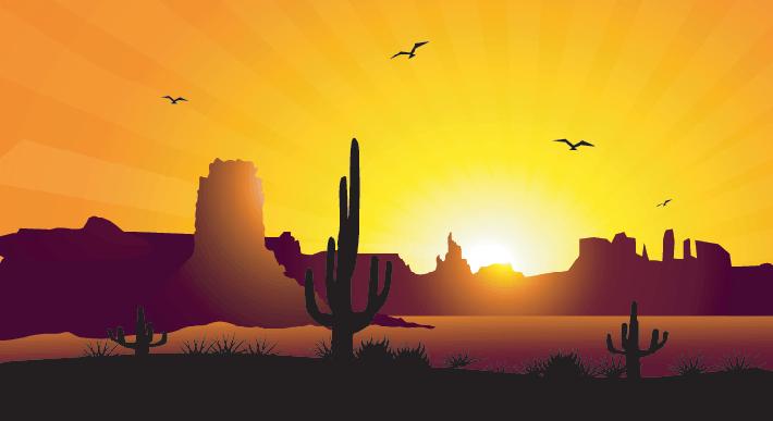 Desert Clip Art Free.
