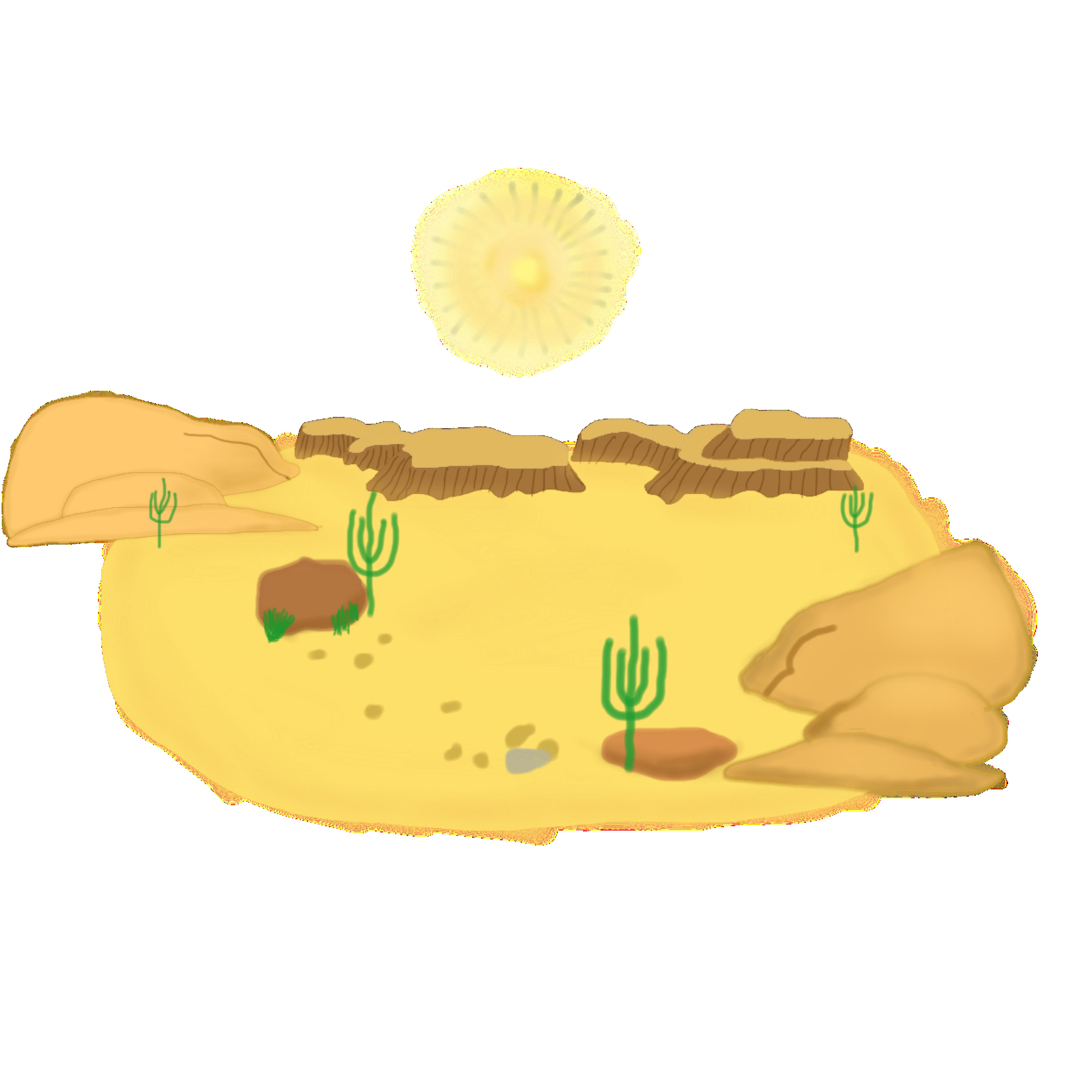 Desert Clipart.