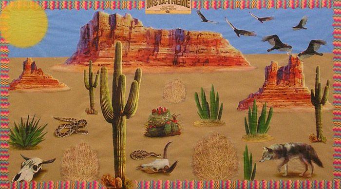 Desert Ecosystem Clipart.