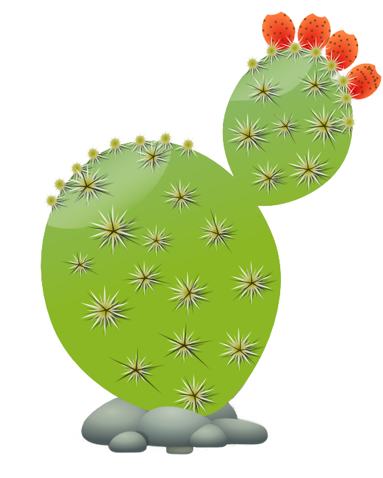 Free to Use & Public Domain Cactus Clip Art.