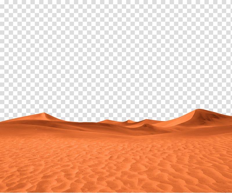Landscape of desert, Sand Pattern, Desert desert border.