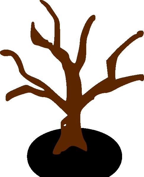 Desert tree clipart.
