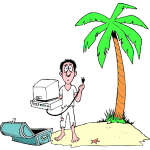 Deserted Island clipart, cliparts of Deserted Island free download.