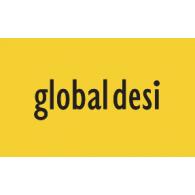 Global Desi Logo PNG images, CDR.