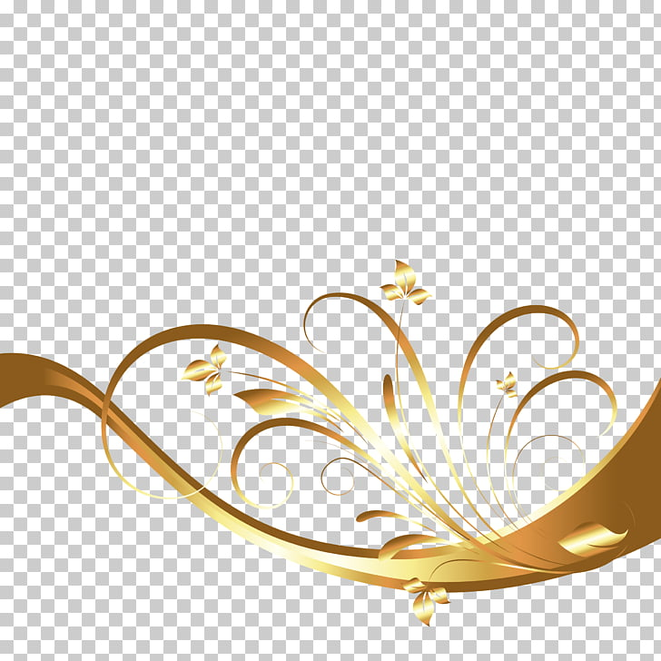 Abstraction Computer file, Gold abstract luxury design.