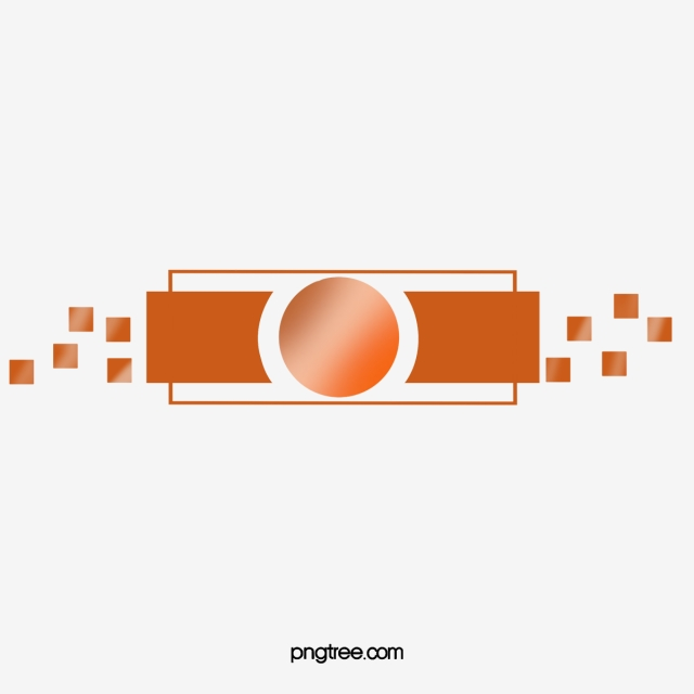 Header Design, Orange, Gradient, Square PNG Image and Clipart for.