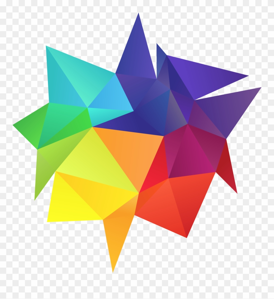 Rainbow Colors Design Element Svg Free Library.