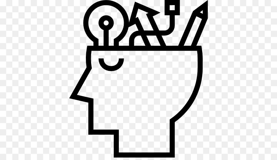 Thinking Icon clipart.
