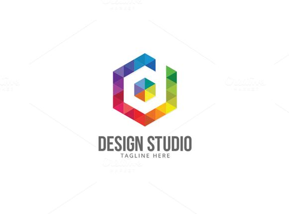 Design Studio Logo.