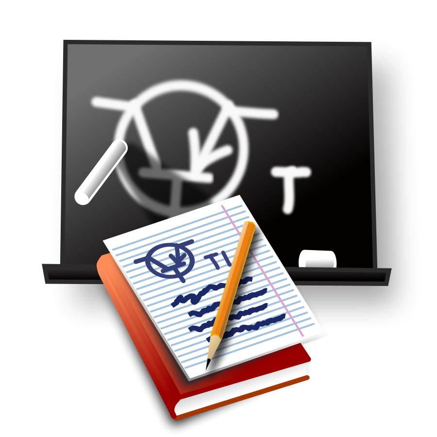 Study SVG Vector file, vector clip art svg file.