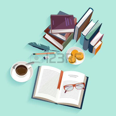 88,998 Study Books Stock Vector Illustration And Royalty Free.