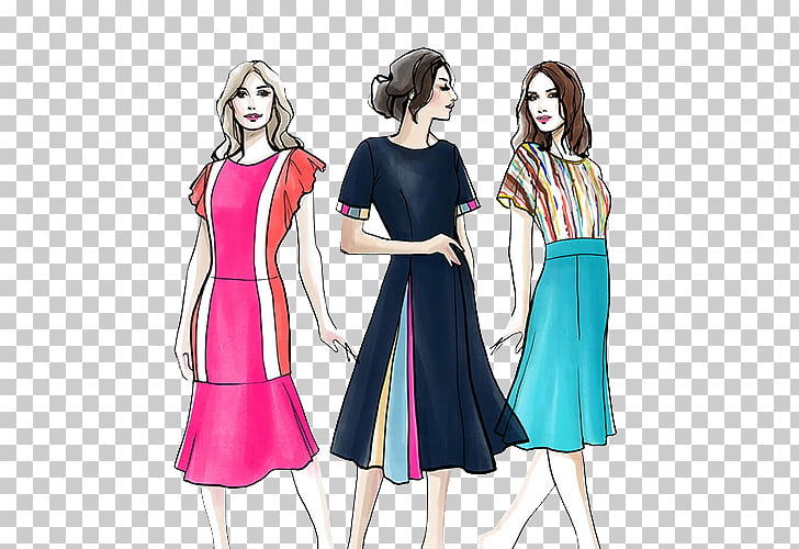 Fashion design Designer clothing, design PNG clipart.