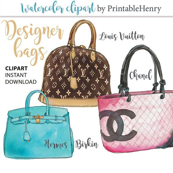 Chic, stylish, Louis Vuitton, Chanel and Hermes.