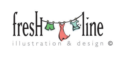 Freshline Illustration, Surface Pattern Designer.