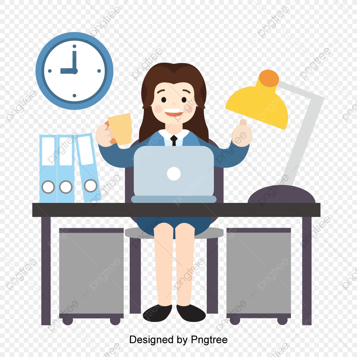 Designer, Workplace, Office, Clerk PNG Transparent Clipart Image and.