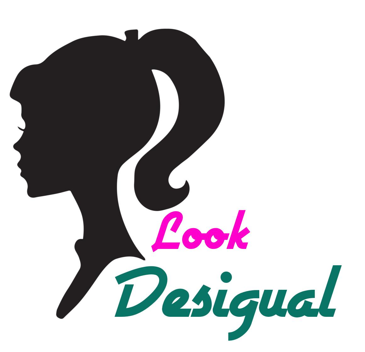 Store Logo Design for Look Desigual by Dhada Sibla.
