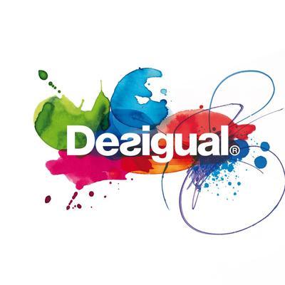 Desigual Shop (@DesigualShop).