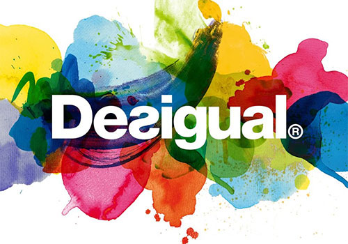 Desigual Up to 3,85% Extra Discount.