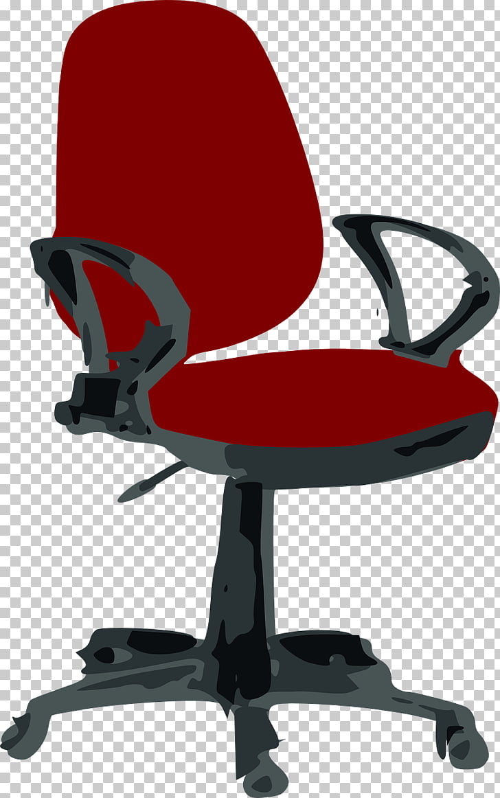 Office & Desk Chairs Furniture Swivel chair , chair PNG.