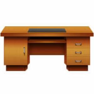 Computer Desk Clipart.