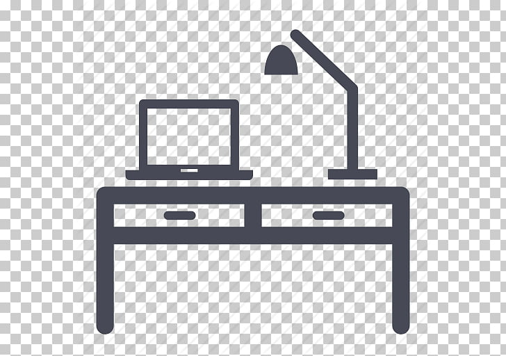 Table Desk Office Computer Icons Furniture, Icon s Desk Free.