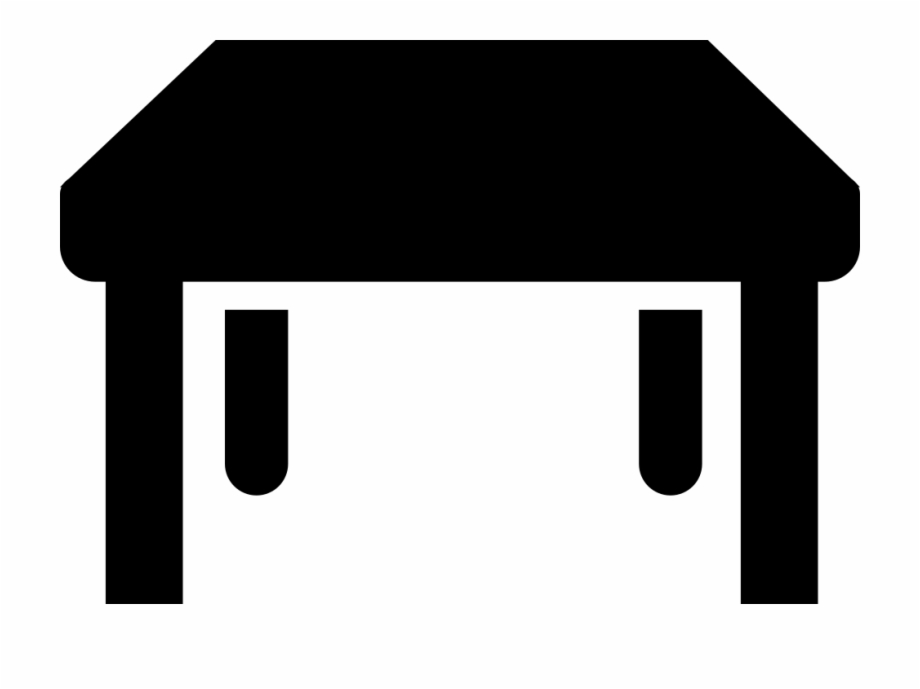 Svg Tables Png Table Icon Black And White.