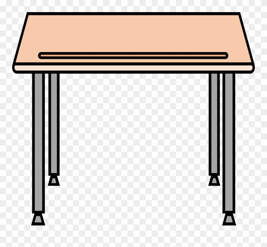 School Desk Beautiful Simple School Desk Icons Png.