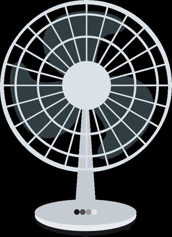Electric Fan Clip Art : Desk fan clipart clipground