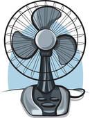 Fan Clip Art.