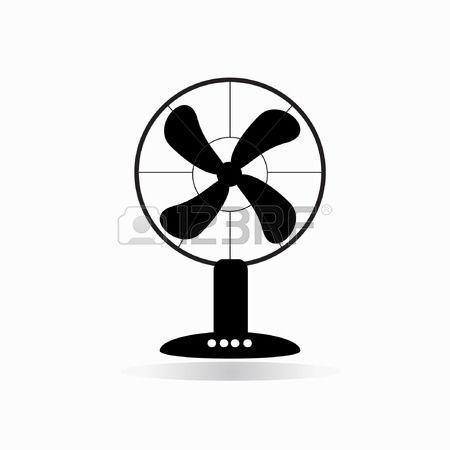 847 Desk Fan Stock Vector Illustration And Royalty Free Desk Fan.
