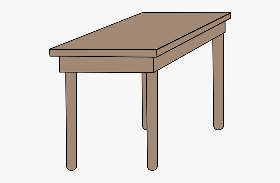 Desk Clipart , Transparent Cartoon, Free Cliparts.