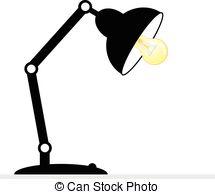 Desk lamp Clip Art Vector and Illustration. 5,561 Desk lamp.