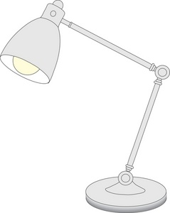 Lamp Clipart Image.