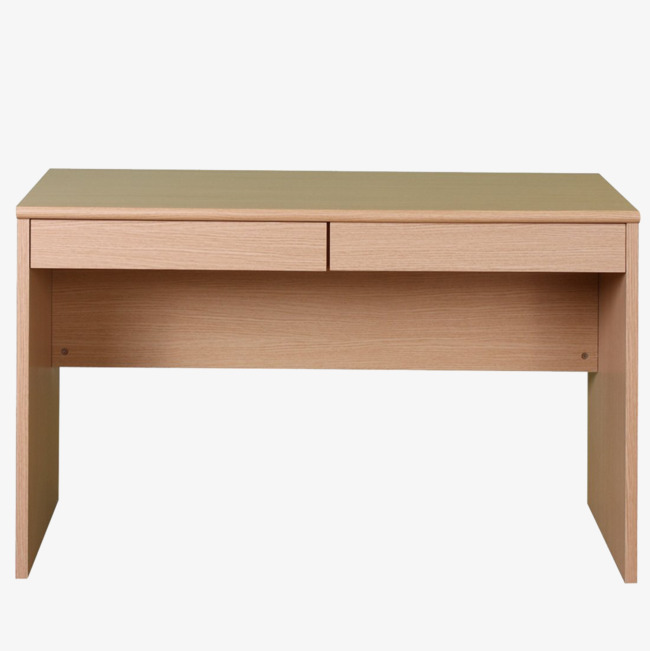 Solid Wood Office Desk #153751.