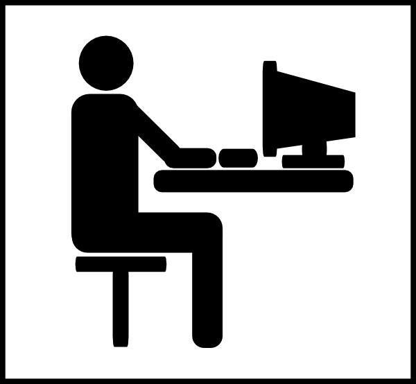 Desk Work Clip Art at Clker.com.