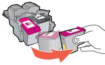 Replacement Printer Instructions for HP Deskjet 2540 and Deskjet.
